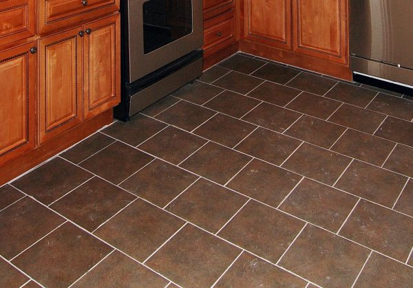 Style Best Kitchen Floor Tile Patterns Stylesaura V Dutt Medium