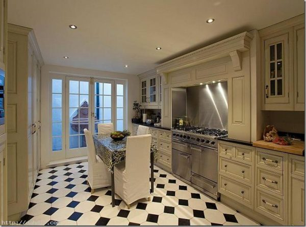 Style Black And White Floor Tiles Ideas With Images Medium