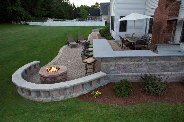 style brick patio ideas for your dream house homestylediarycom medium