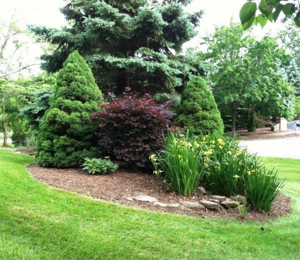 Style Curbside Landscape Ideas  Bistrodre Porch And Landscape Ideas Medium