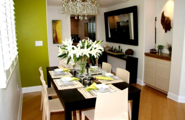 Style Dining Room 2017 Formal Dining Room Ideas For Small Medium