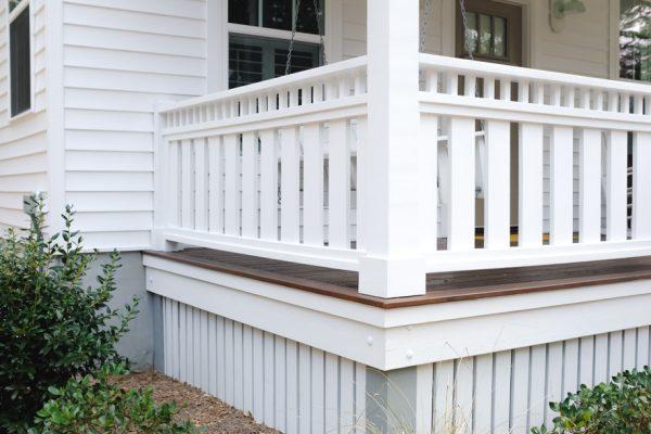Style Diy Custom Porch Deck Rail Cottage Designsimply Living Nc Medium