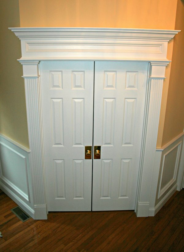 Style Door Casing And Window Trim Installation By Deacon Home Medium