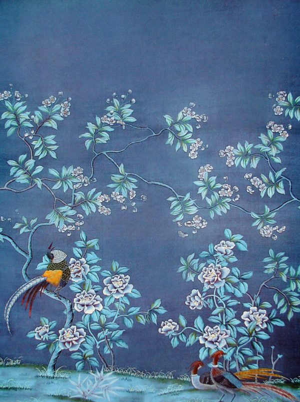 Style How Do They Do That  Chinoiserie Wallpaperthis