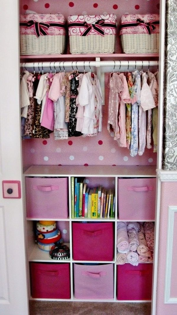 style organizing the babys closet easy ideas   tips