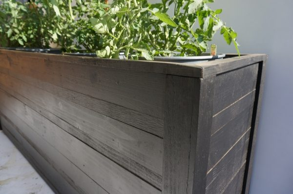 Style Planters Inspiring Patio Planter Box Planting Boxes For Medium