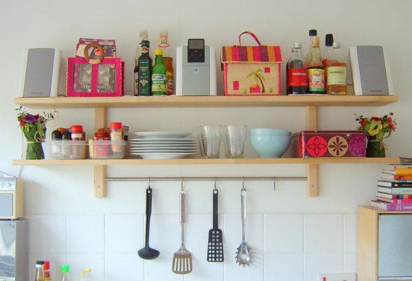 Style Shelves For Kitchen Wallbest Decor Things Medium