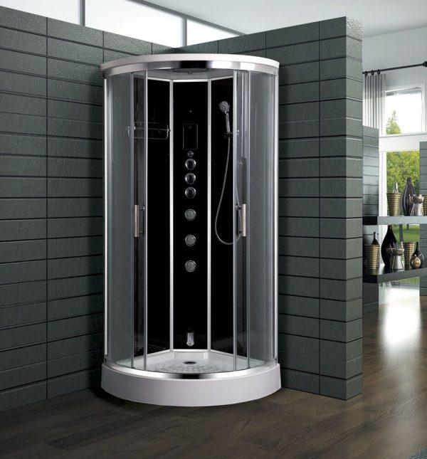 Style Shower Enclosure Sliding Glass Doors 9010bb 1 Year Medium