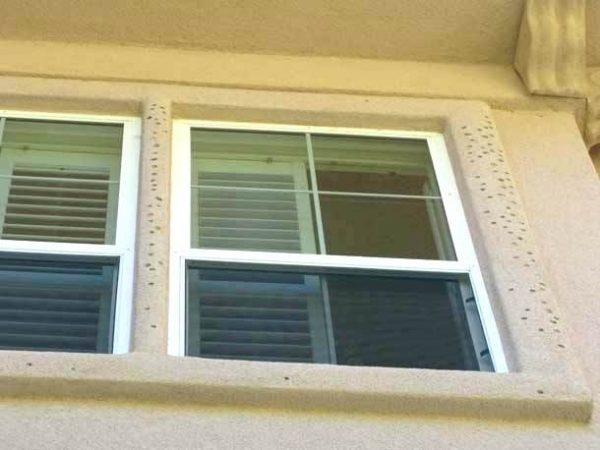Style Stucco Windows Trim Foam Window Trim Stucco Foam Trim Foam Medium