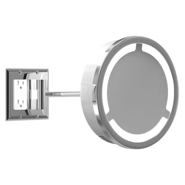 Style Vanity Light Wall With Outlet Fantastic Best Price Medium