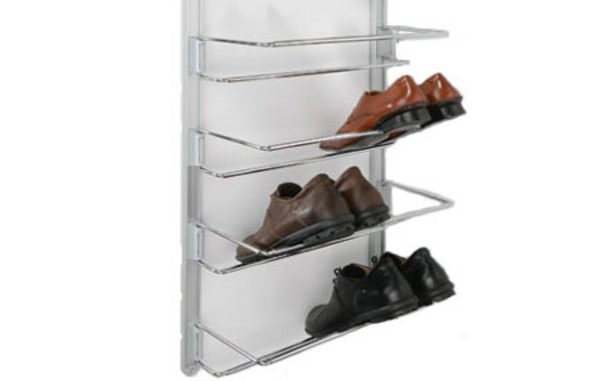 Style Wall Mounted Rail For Shoe Rack Shoe Rackssds London Medium