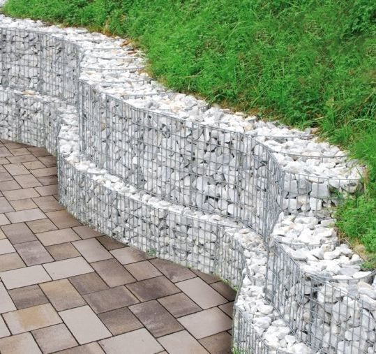 Tips 1000  Ideas About Gabion Wall On Gabion Medium