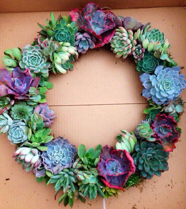 Tips 22 Enlivening Handmade Spring Wreath Designs Style Medium