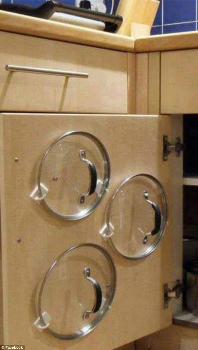 tips 25  best ideas about pot lid storage on