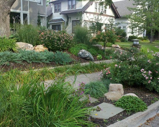 Tips 81 Best Ideas About Curbside Landscape Border On Medium