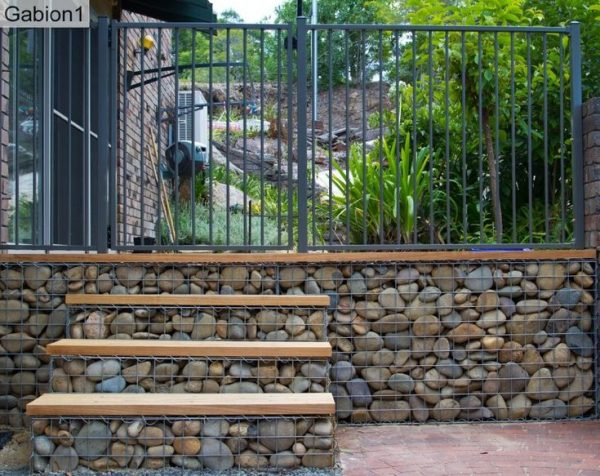 Tips 9 Best How To Build A Curved Gabion Wall Images On Medium