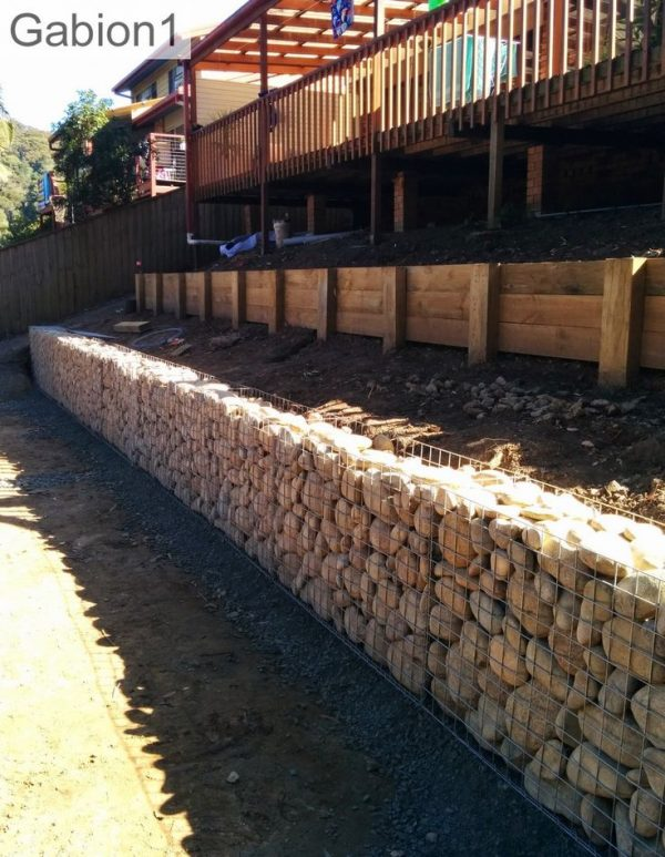 Tips 90 Best Images About Gabion Walls On Planters Medium