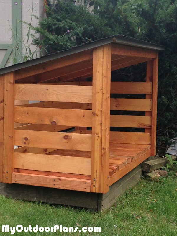 Tips Backyard Wood Shed Plansmyoutdoorplansfree Medium