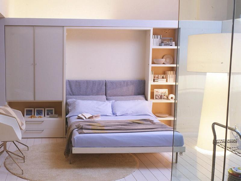tips bed that folds into wall best solution for small bedroom