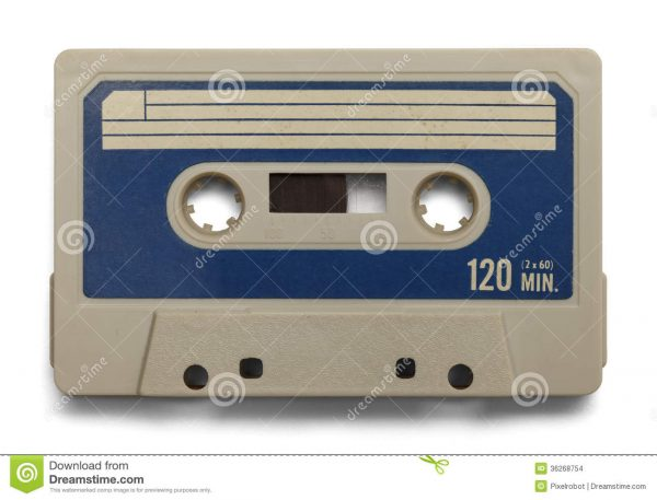 Tips Blank Cassette Stock Images Image 36268754 Medium
