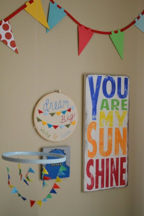 Tips Colorful Baby Nursery Decor And My Favorite Baby Items Medium