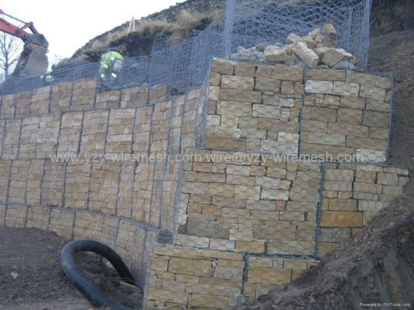 Tips Decorating Amazing Gabion Baskets For Landscaping Or Medium
