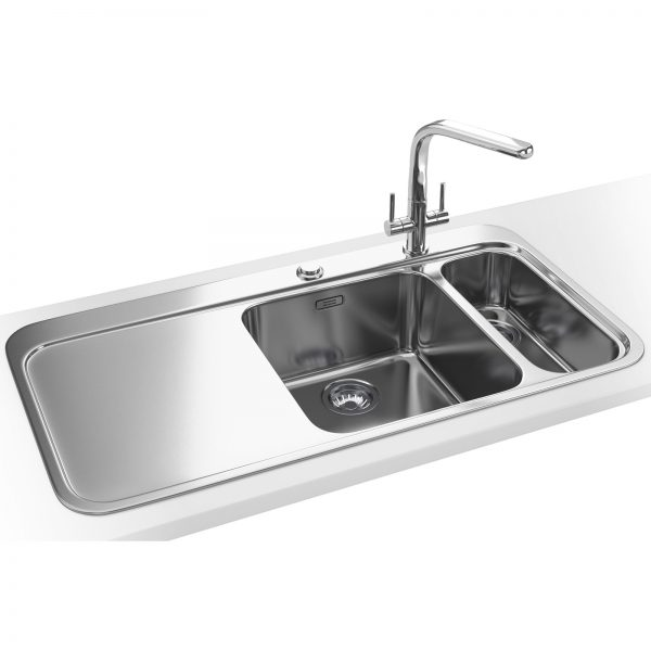 Tips Franke Sinos Dp Snx 261 15 Bowl Stainless Steel Sink And Medium