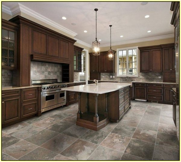 Tips Glazed Porcelain Tile For Kitchen Floor Kitchen  55439 Medium