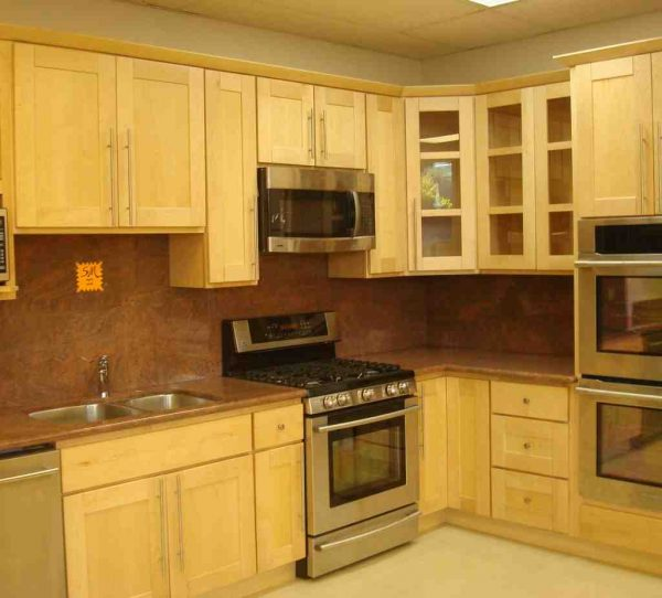 Tips Light Maple Cabinets Home Furniture Design Medium