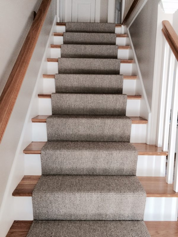 Tips Merida Flat Woven Wool Stair Runner By The Carpet Workroom Medium