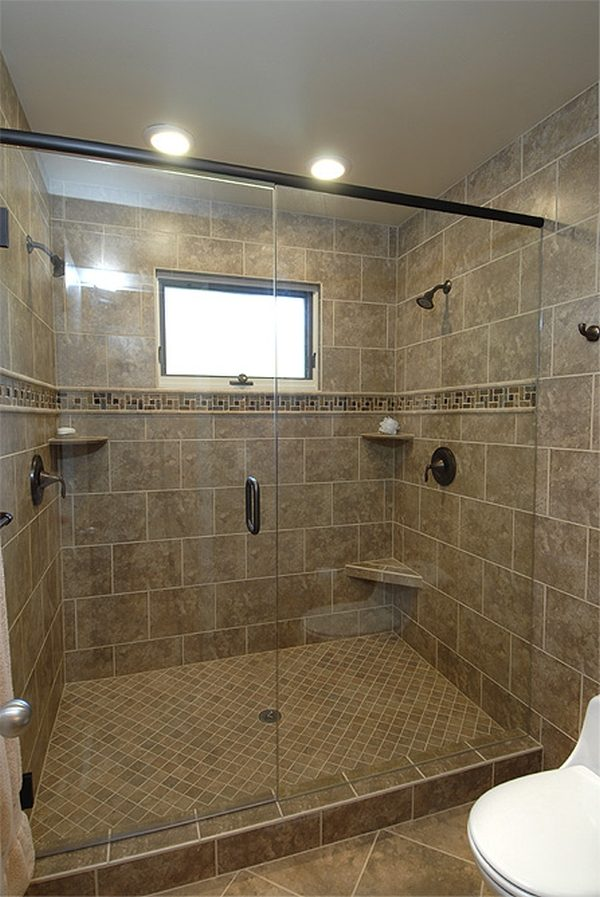 Tips Modern And Classic Walk In Shower Without Doorshomesfeed Medium