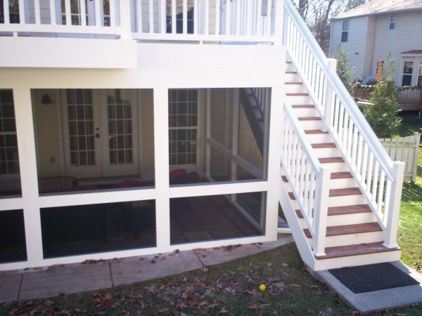 Tips St Louis Porchesst Louis Decks Screened Porches Medium