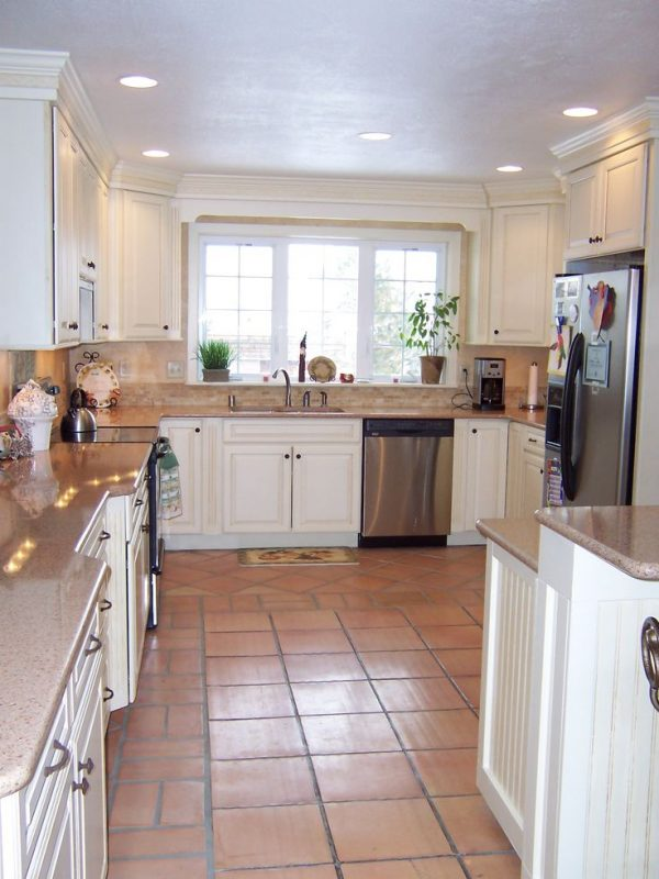 Tips White Kitchen Saltillo Tile Google Searchfor The Home Medium