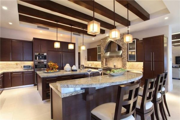 Top 27 Luxury Kitchens That Cost More Than  100000 Incredible Medium