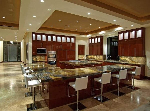Top 27 Luxury Kitchens That Cost More Than  100000 Incredible
