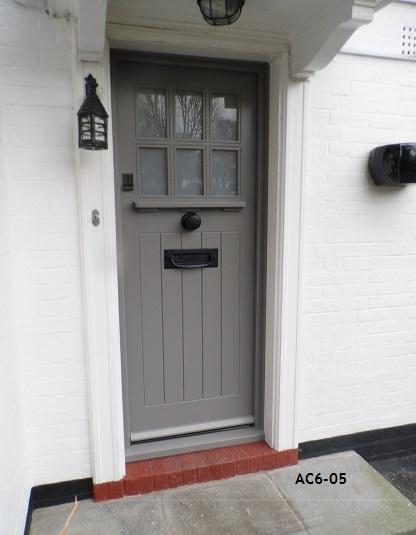 Top Arts And Crafts Doors Bespoke Doors Medium