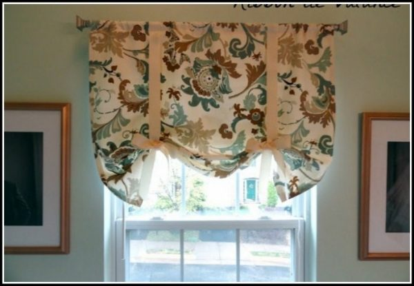 Top Button Tab Top Curtain Pattern Curtainshome Design Medium