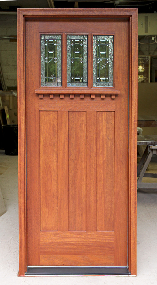 Top Craftsman Style Doors Medium
