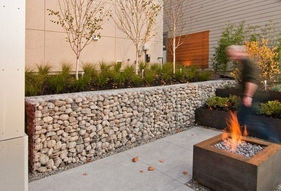 Top Gabion Baskets With Decorative Aggregategabions   La Medium