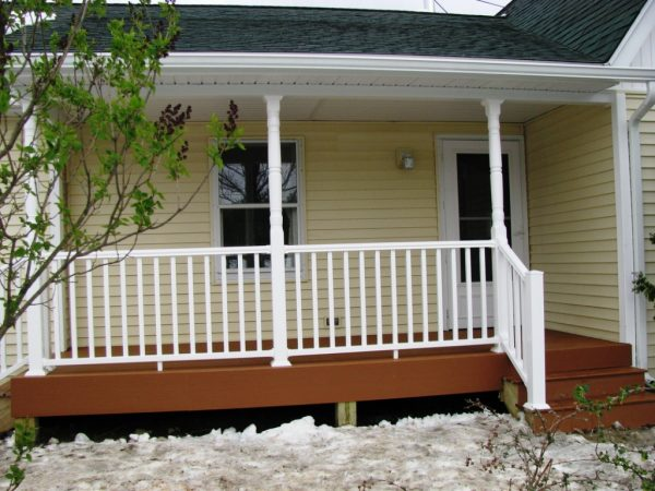 Top How To Choose Porch Railing Ideastedxumkc Decoration Medium