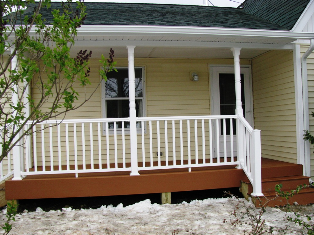 Top How To Choose Porch Railing Ideastedxumkc Decoration ...