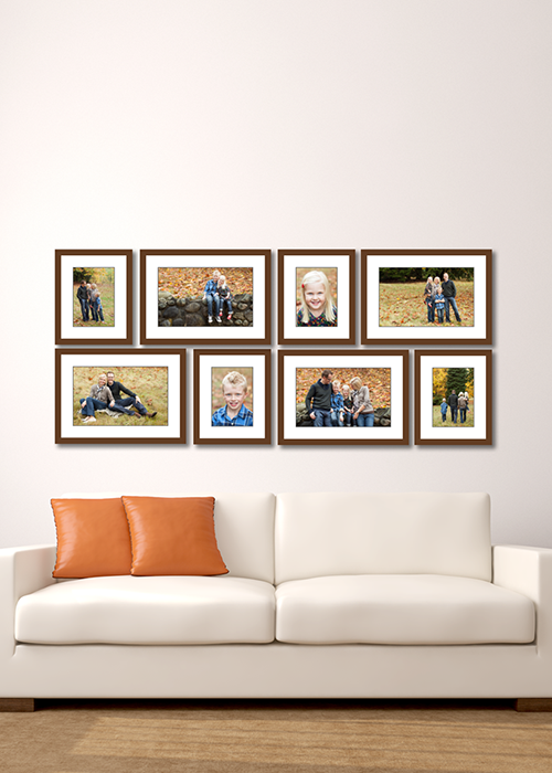 Top Large Living Room Wall Gallery Jenn Di Spirito Photography Medium