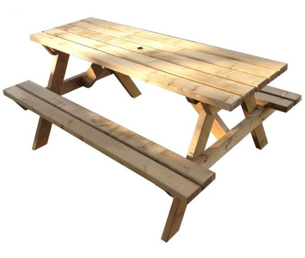 Top Low Cost Beer Garden Bench For British Pubs Medium