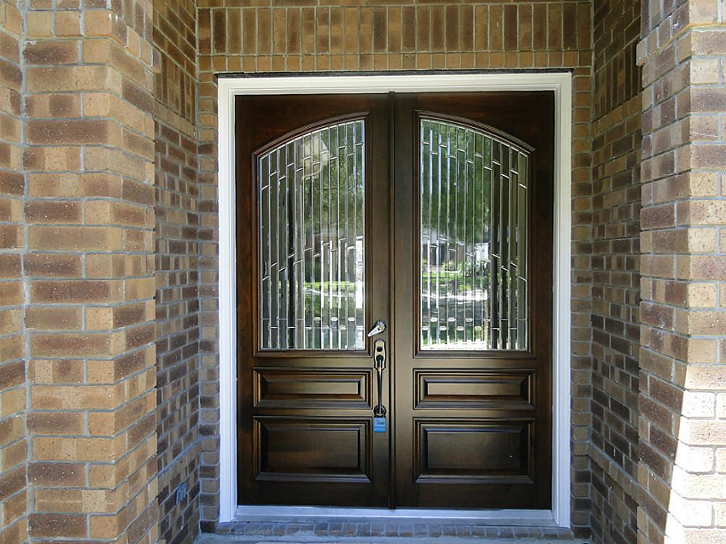 top mesmerizing double front doors for homes with light oak