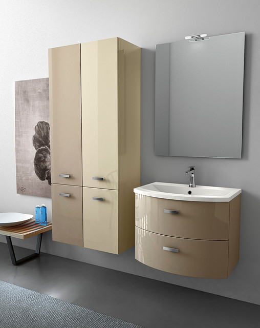 Top Modern Bathroom Vanities Latitudine In San Diego Modern Medium