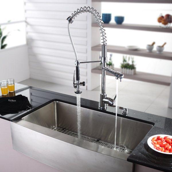 Top Modern Kitchen Sink Design To Fashion Your Cooking Area Medium