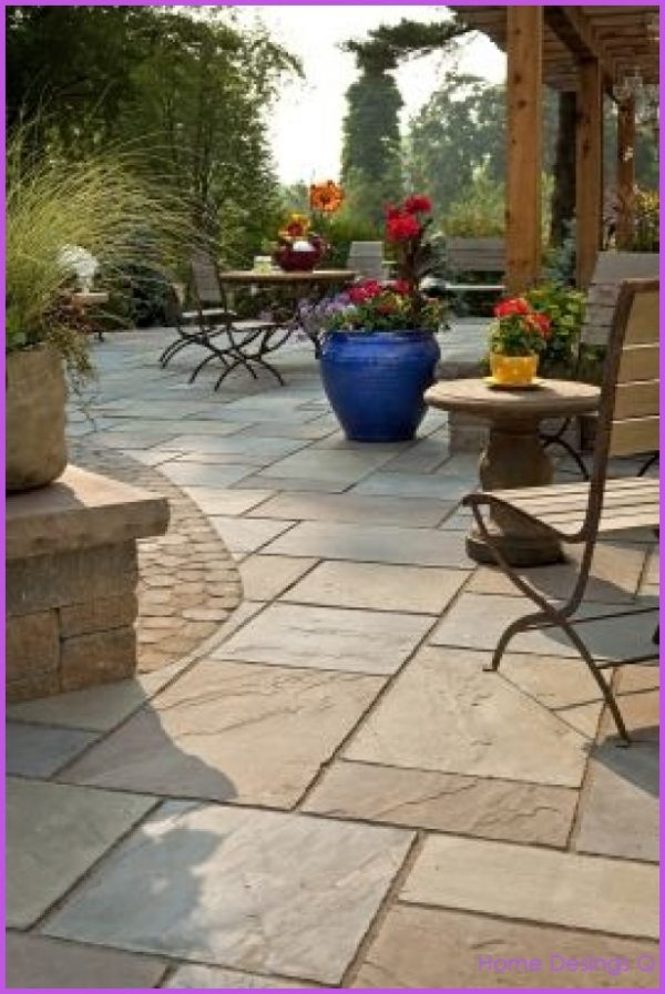 Top Patio Flooring Ideas Homedesignqcom Medium