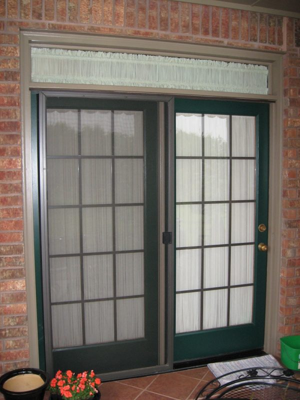 Top Pella Center Hinged Patio Doorsdoors Ideas Medium