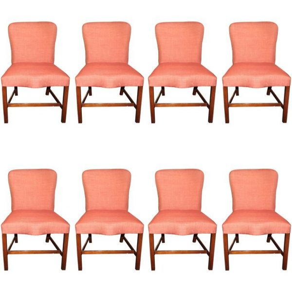 Top Set Of Eight Rose Tarlow Chippendale Dining Chairs At 1stdibs Medium