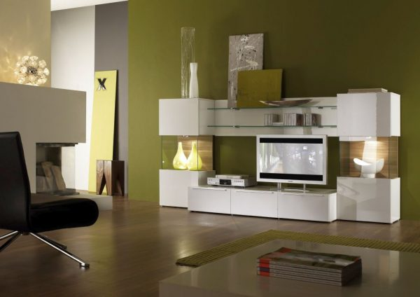 Top Short Wall Shelving Units For Living Room Medium